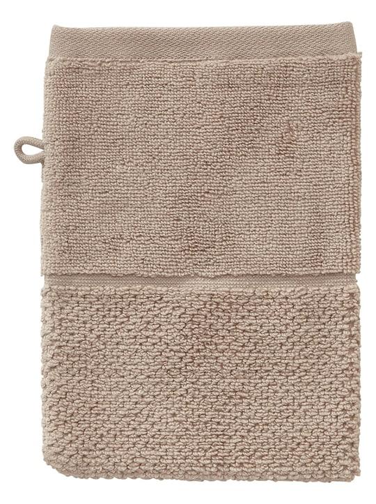 wäschepur Handtuch - sesam
