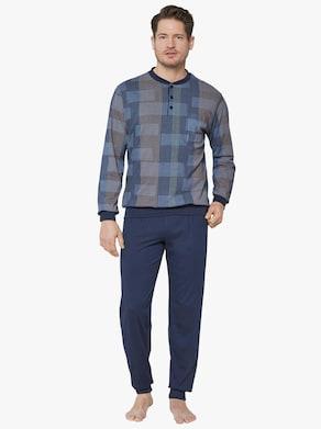 Normann Pyjama - marine