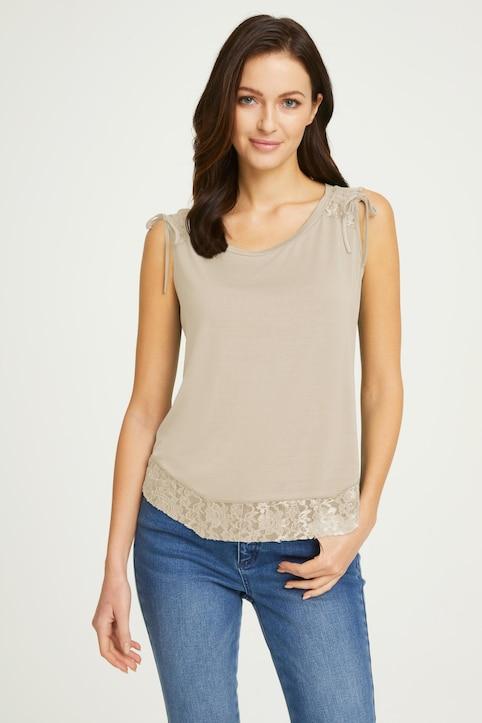 Linea Tesini Shirt - sand