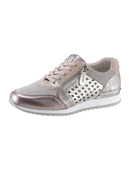 Caprice Sneaker - rosé-silberfarben