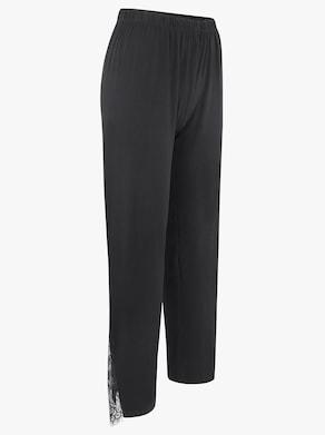 Cybele Schlafanzug - schwarz