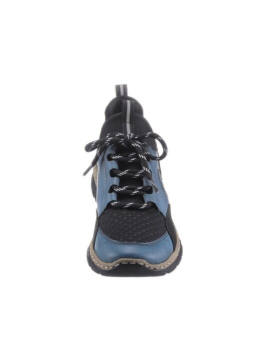 Rieker Sneaker - jeansblau
