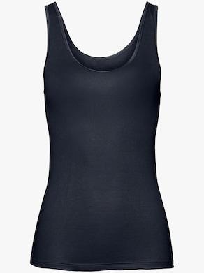 wäschepur Hemd - zwart