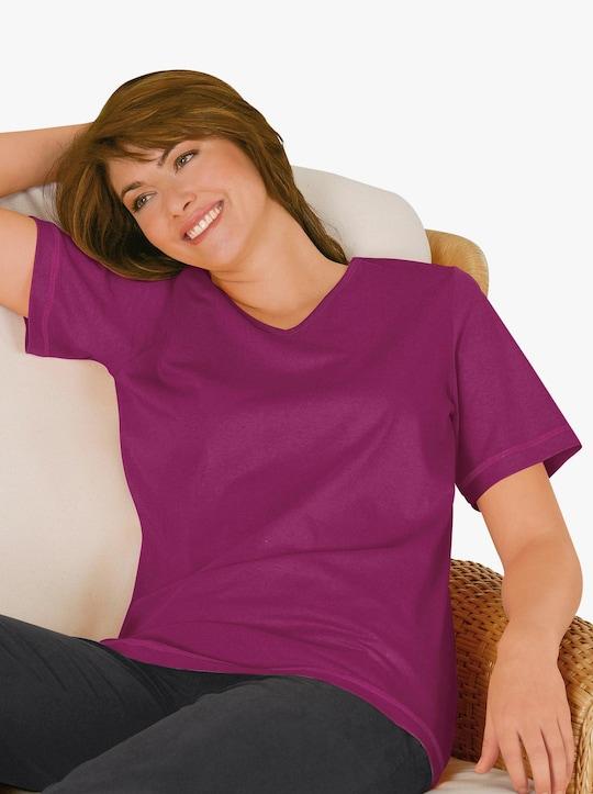Shirt - cyclam