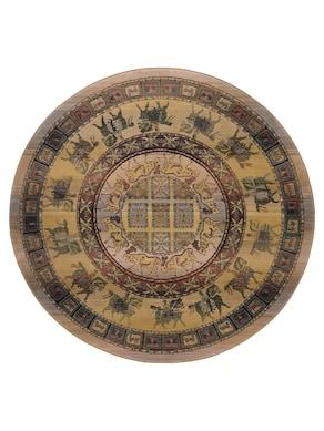 heine home Geweven tapijt - bont/beige