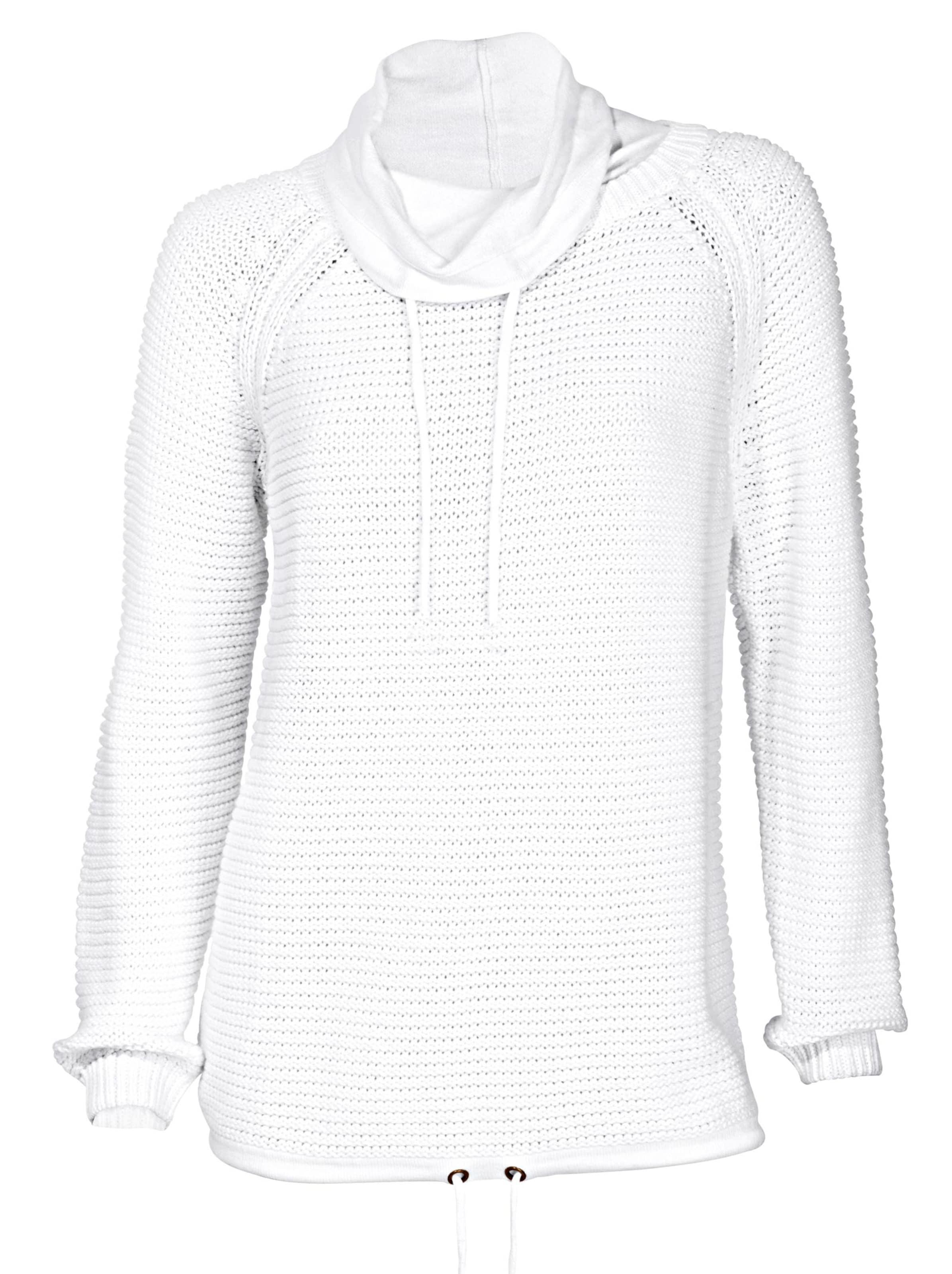 witt weiden -  Damen Pullover weiß