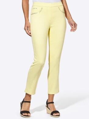 7/8-jeans - citroen