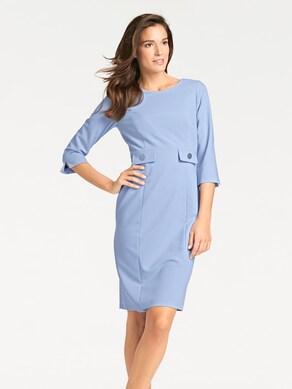 Ashley Brooke Etuikleid - bleu