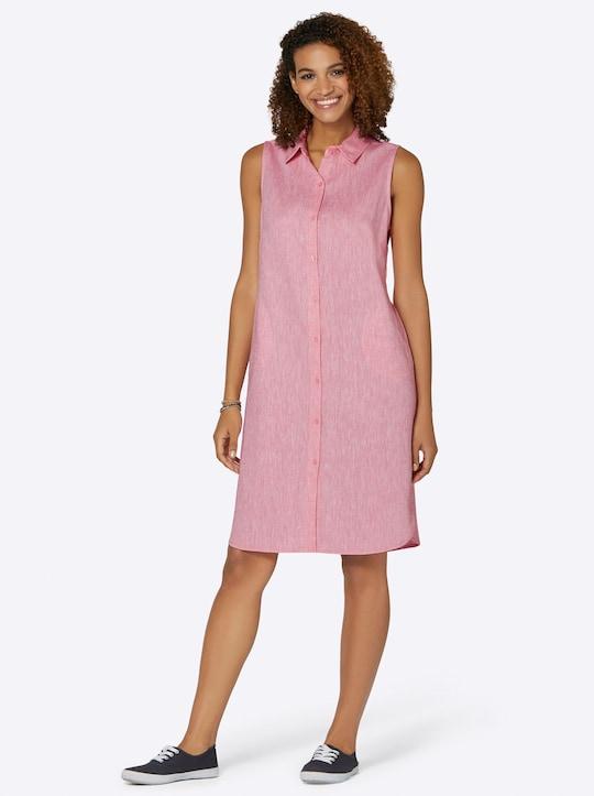 Kleid - flamingo