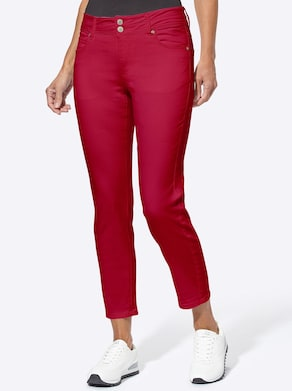 Collection L Jeans - rot