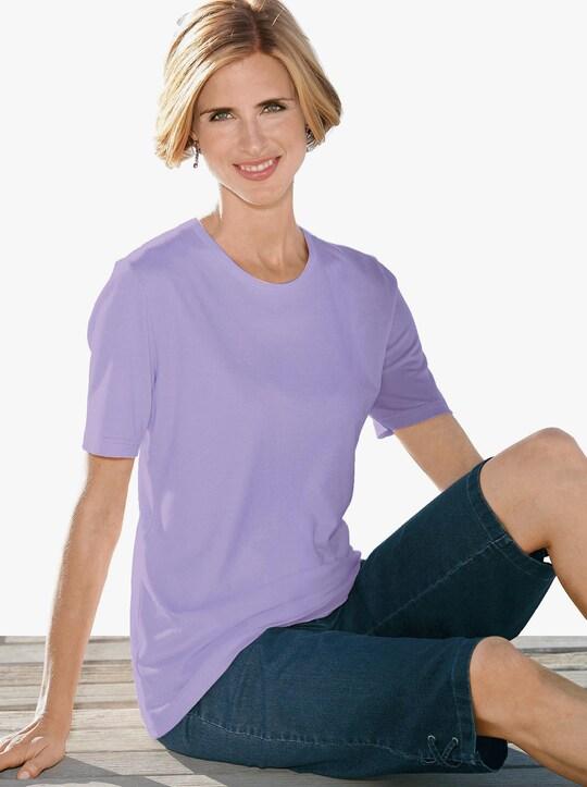 Tričko - šeříková