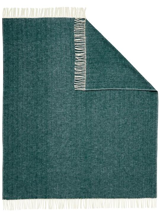 Eskimo Wohndecke - grün