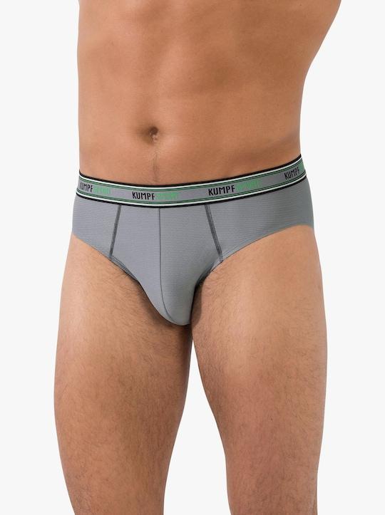 Kumpf Slip - grau