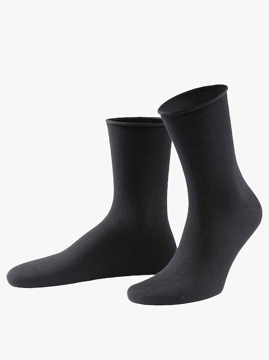 Sympatico Dámské ponožky - černá