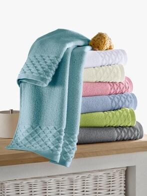 Handtuch - weiß