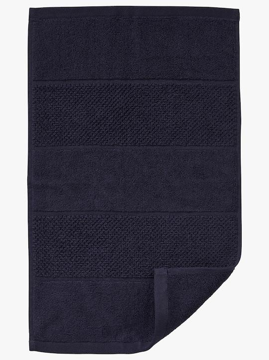 wäschepur Handtuch - nachtblau