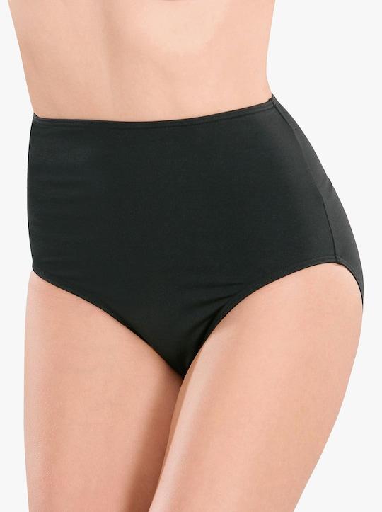 Bikini-byxa - svart