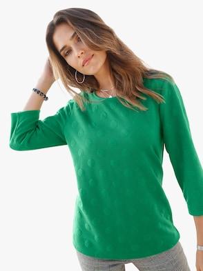 Shirt - groen