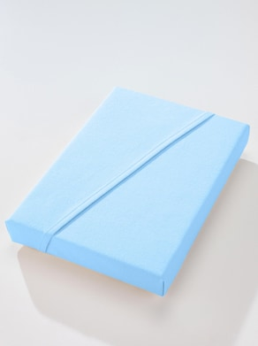 Dormisette Betttuch - hellblau