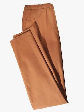 Jeans - terrakotta