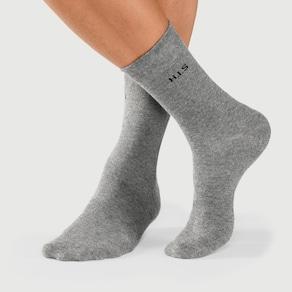 H.I.S Socken - grau