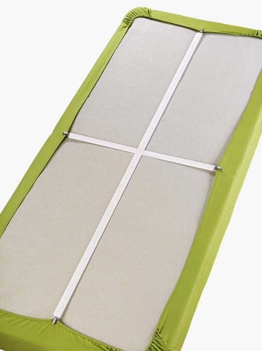 Napínač pro natahovací prostěradlo - bílá