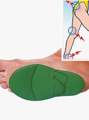 Luftkissen-Schuheinlage - grün