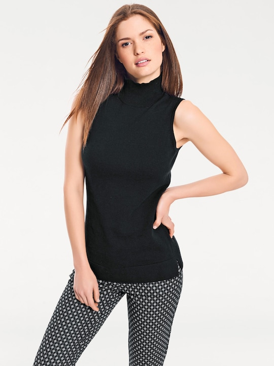 Best Connections Pullover - schwarz