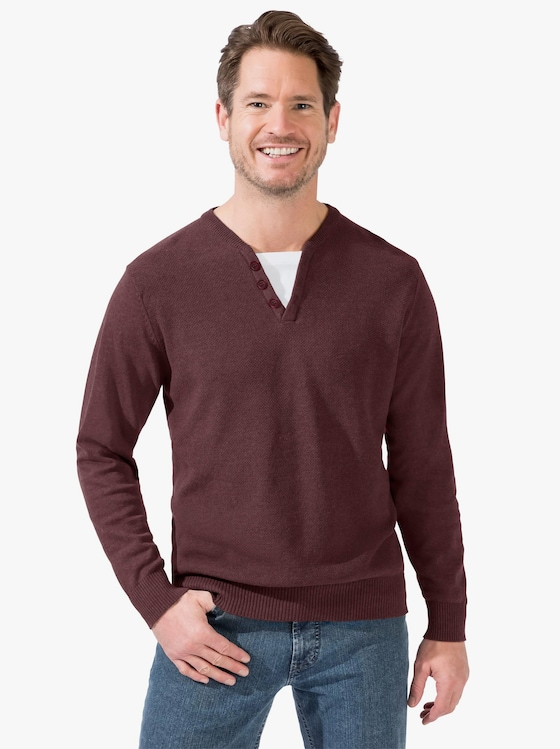 Catamaran Pullover - bordeaux