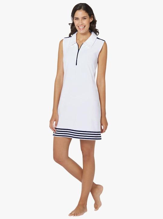 Plantier Letní šaty - bílá