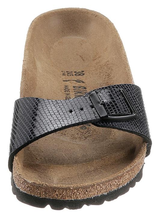 Birkenstock slippers - nachtblauw