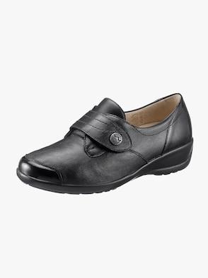 Klittenbandschoen - zwart