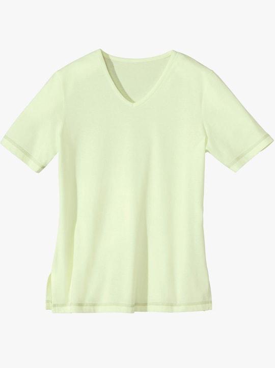Shirt - lindgrün