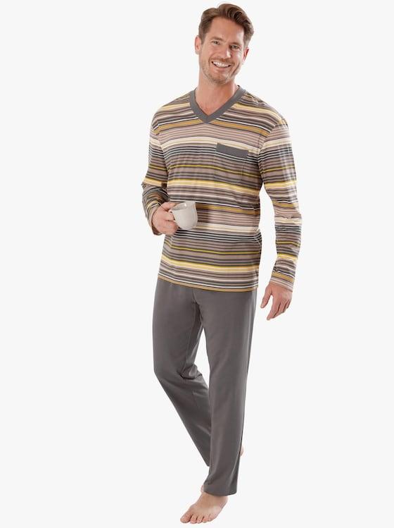 Pyjama - taupe-beige