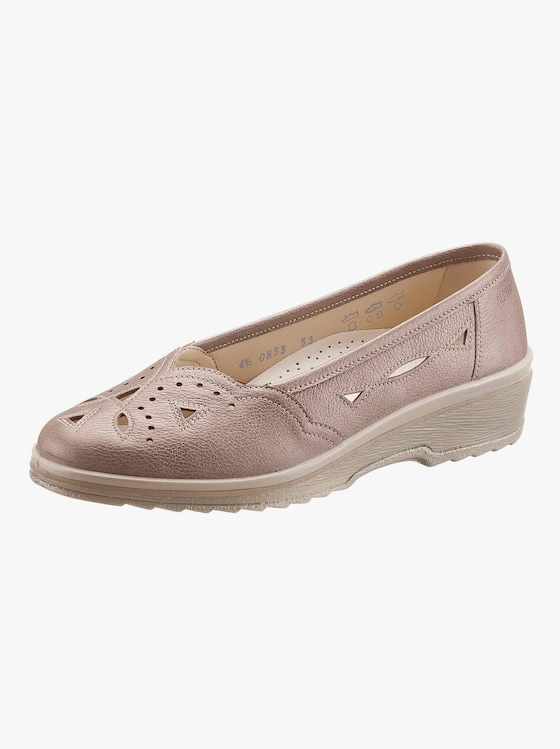 Alpina Slipper - taupe
