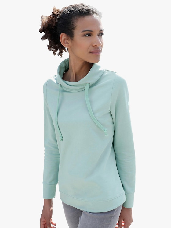 Collection L Sweatshirt - mint