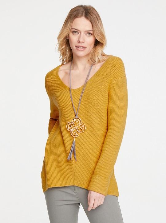 Linea Tesini Pullover - mais