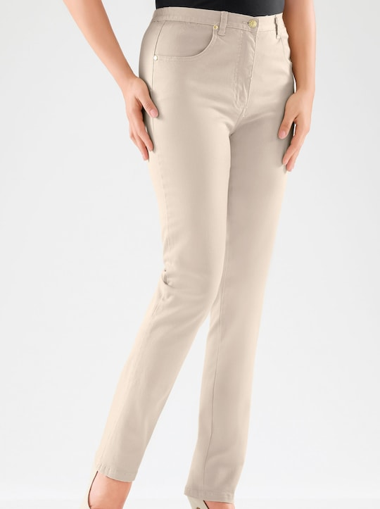 Jeans - steengrijs