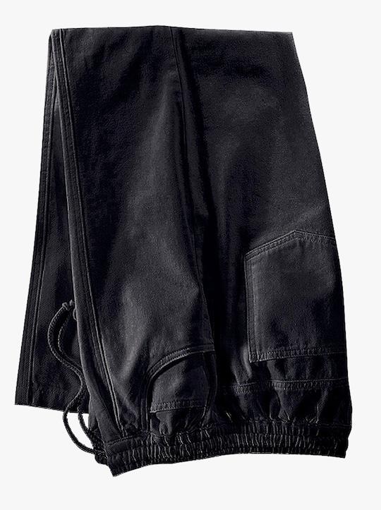 Pohodlné kalhoty - černá