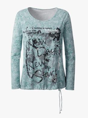 Sweatshirt - kalkmint