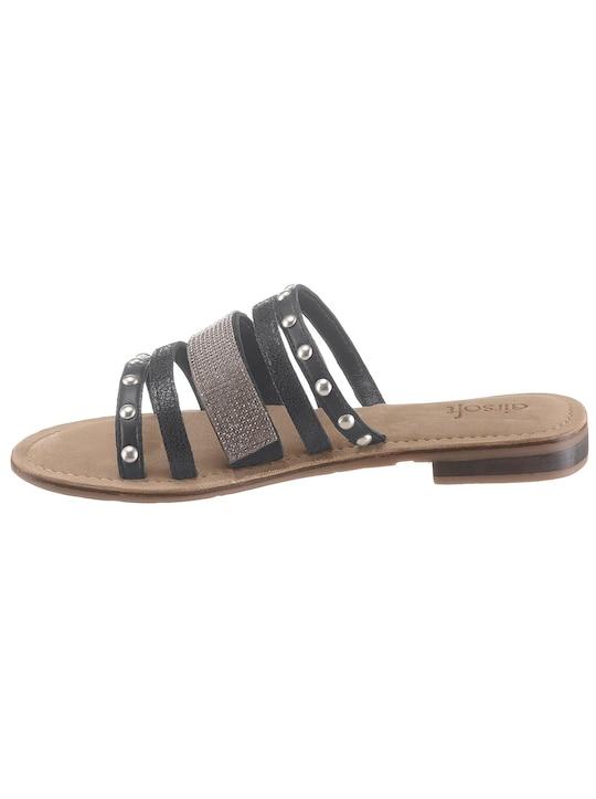 Airsoft Pantolette - schwarz