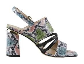 Sandalette - bunt
