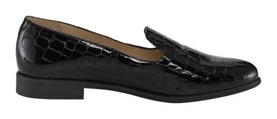 heine Slipper - schwarz