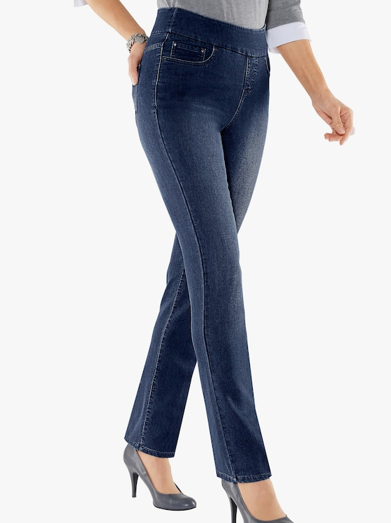 Jeans - blue-stone-washed