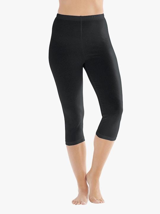 Capri legíny - černá