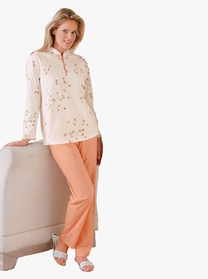 Arabella Schlafanzug - apricot