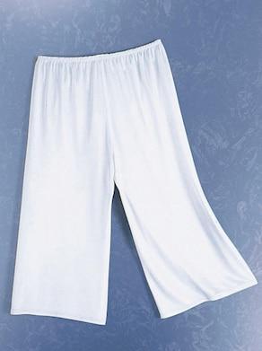 Hosen-Unterrock - weiß