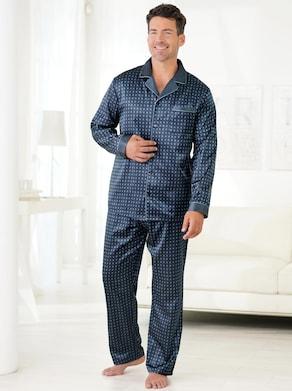 KINGsCLUB Pyjama - donkerblauw