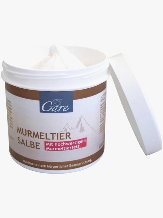 Mast z tuku svišťů - bílá