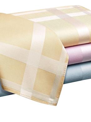 Dameszakdoeken - op kleur gesorteerd